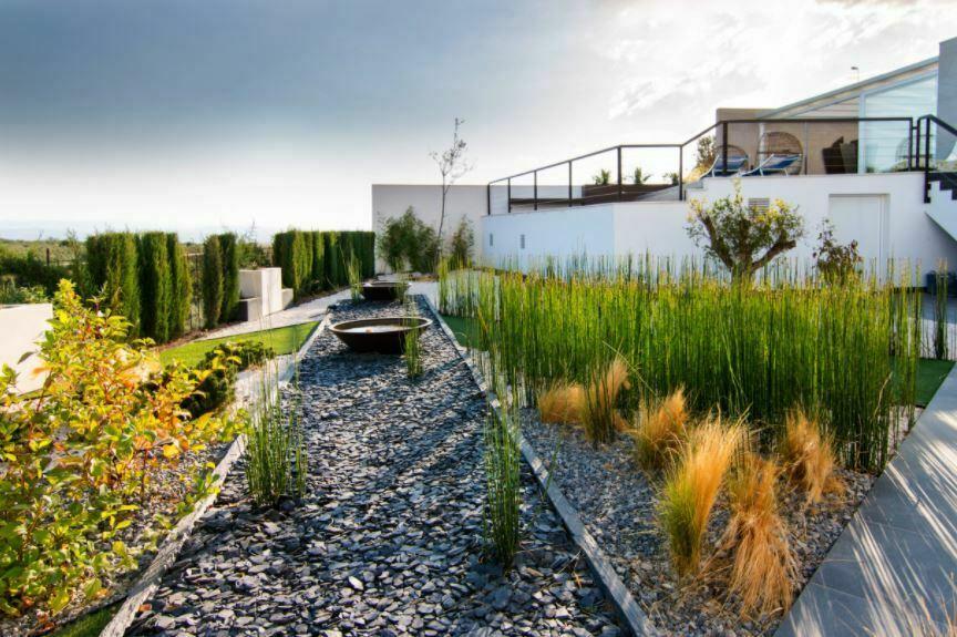 proyecto jardin japonés